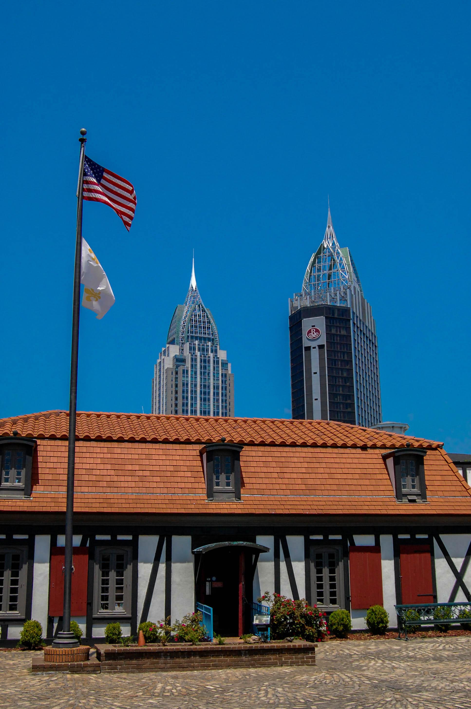 Three-Buildings