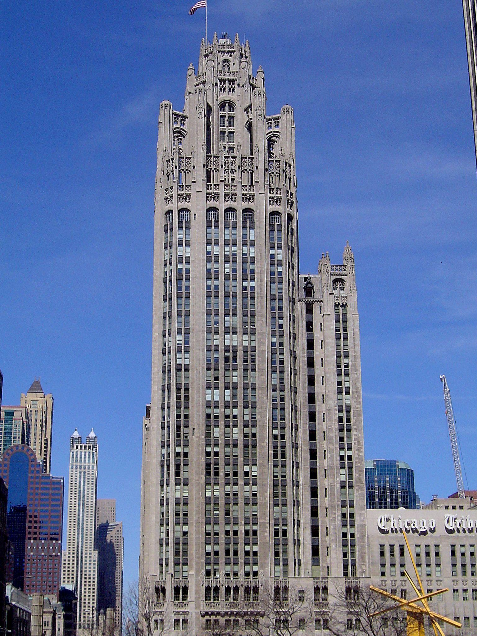 Tribune-Tower-1