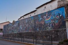 Cuzco-Mural
