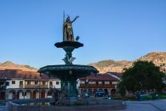 Cuzco-Plaza