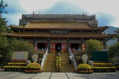 Po-Lin-Monastery