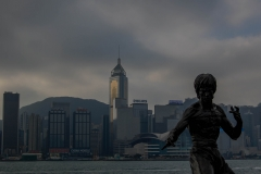 Skyline-with-Bruce-Lee