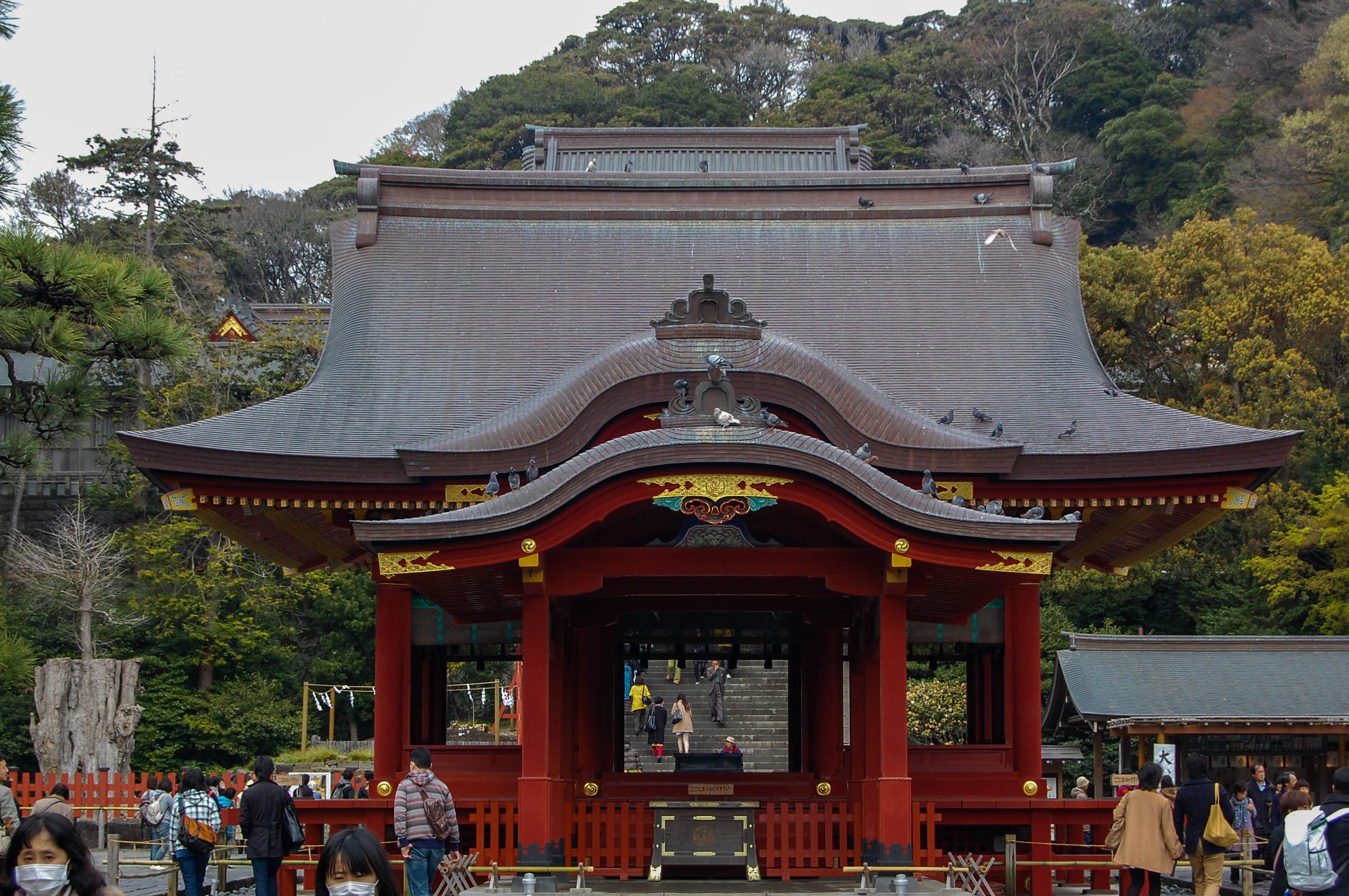 Tsurugoaka-Hochimongu