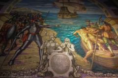 Pizarro-Mural