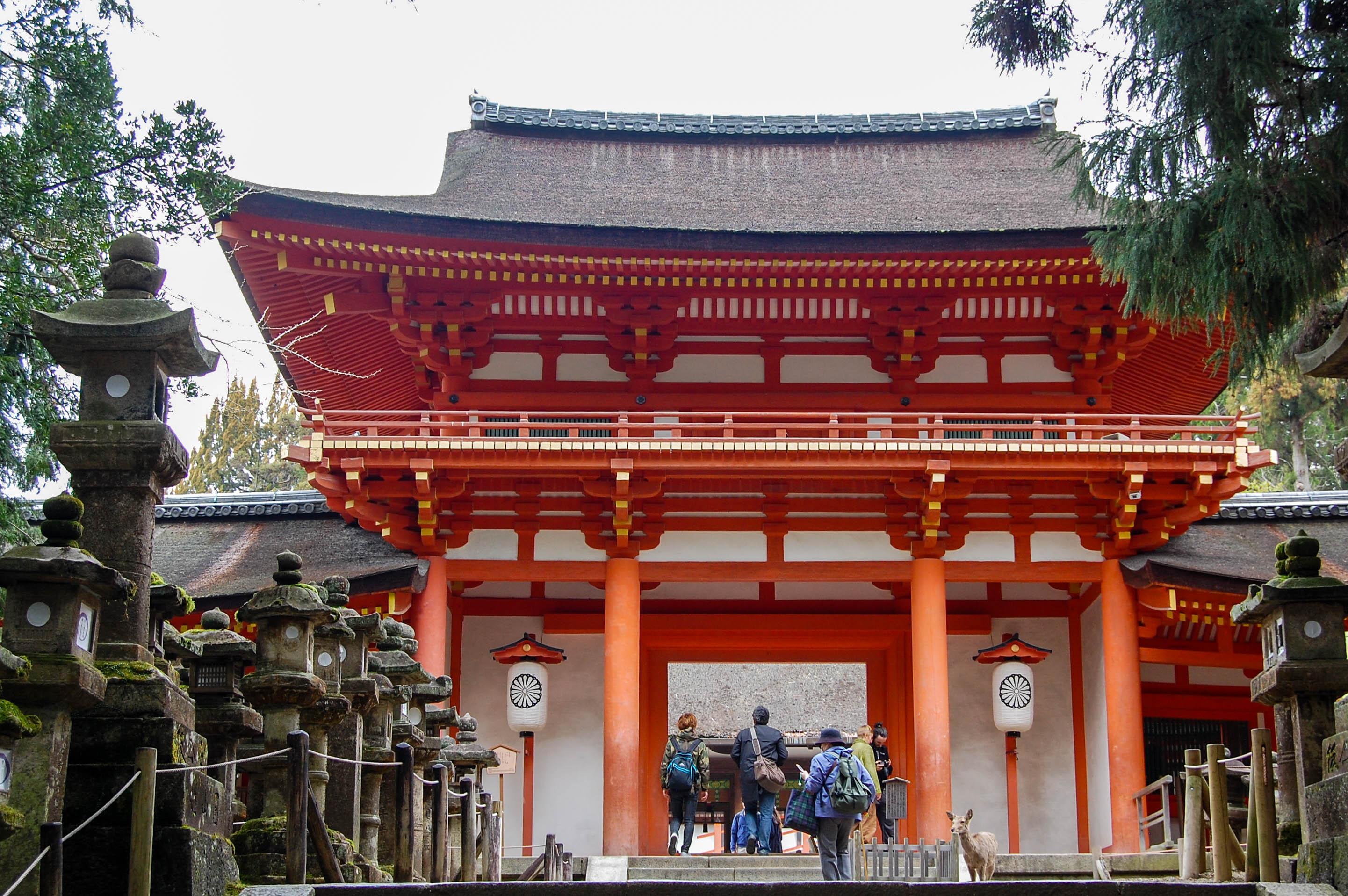 Kasuga-Taisha-Shrine