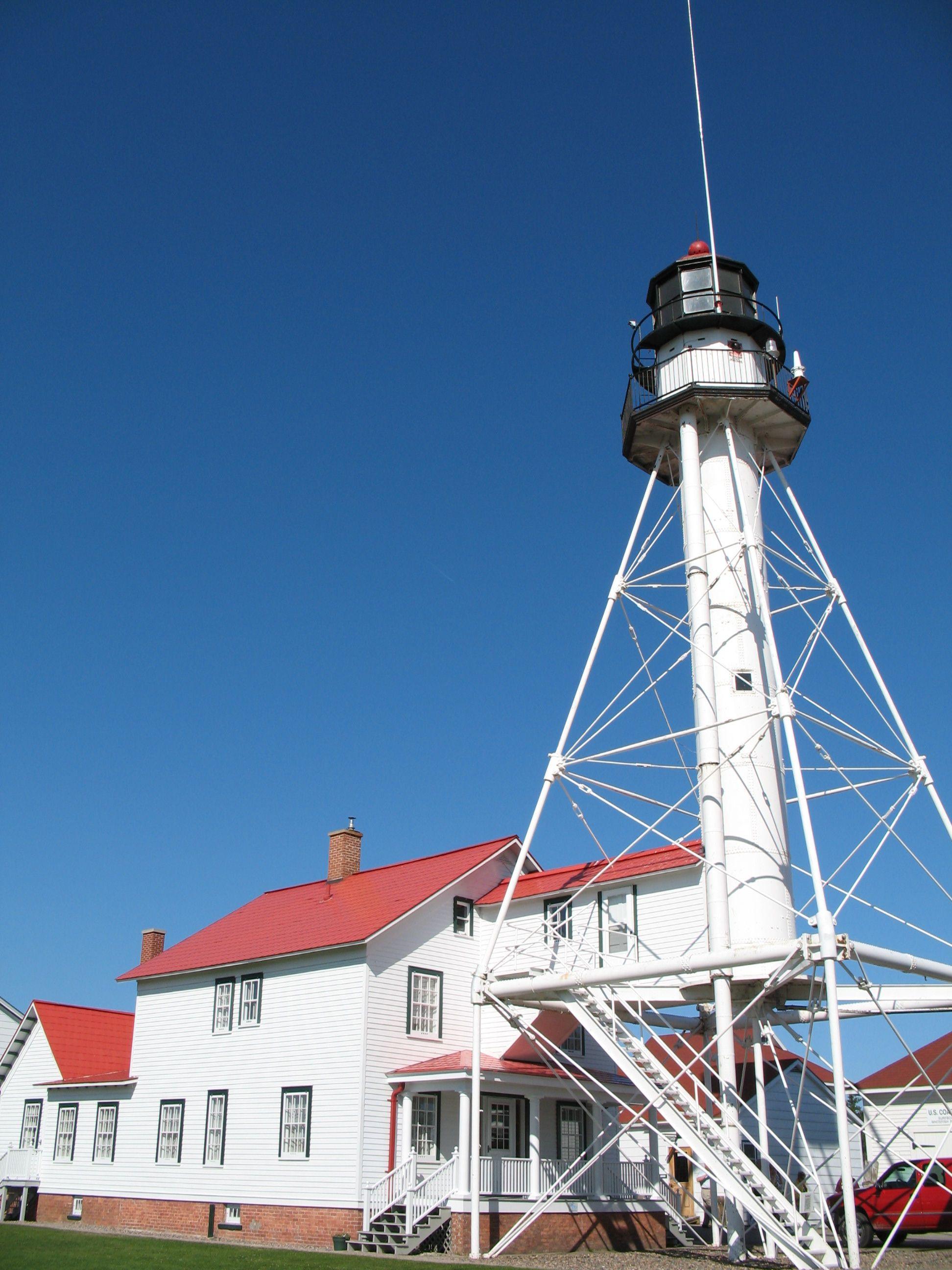 Whitefish-Point-Lighthouse