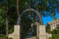 Northwestern-Gate