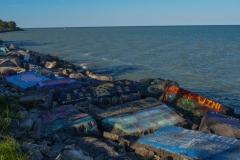 Northwestern-Shoreline-Painted-Rocks-3