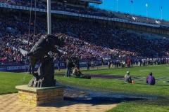 Wildcat-Statue-@-Ryan-Field