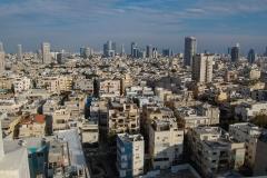 Skyline-of-Tel-Aviv