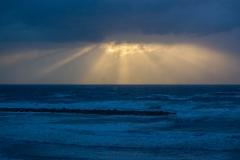 Sunset-on-Meditterranean