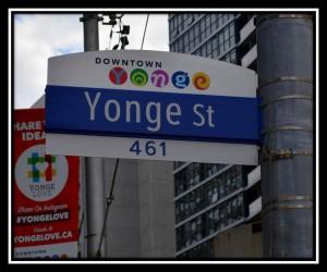 Toronto X 9