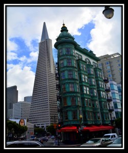 San Francisco X 5