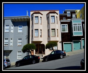 San Francisco X 9