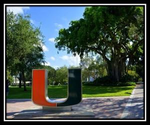 University of Miami X 4