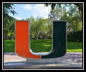 University of Miami X3