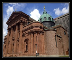Basilica Cathedral of Sts. Peter & Paul