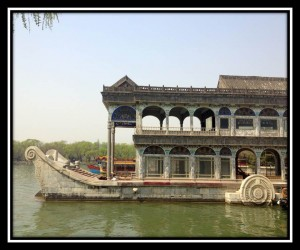 Marble Boat at Summer Palace