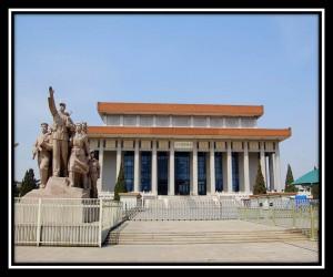 Chariman Mao Mausoleum