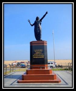 Kannagi Statue