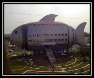 Fisheries Dept. Building