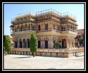 Mubarak Mahal - City Palace