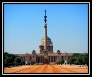 Rashtrapati Bhavan (President's House)