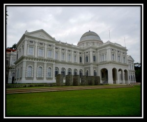 National Museum of Sinagpore