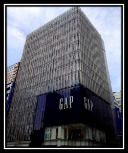 The Gap in Ginza
