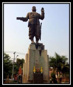 King Srisavangvong