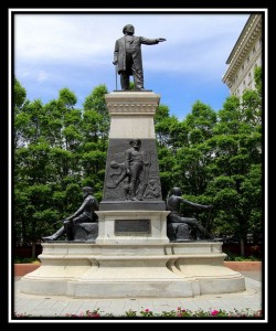 Brigham Young Statue