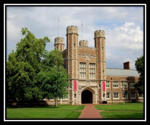 Brookings Hall at Washington University
