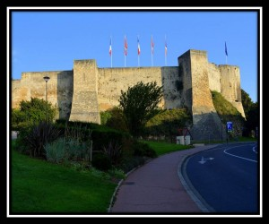 Chateau d'Caen