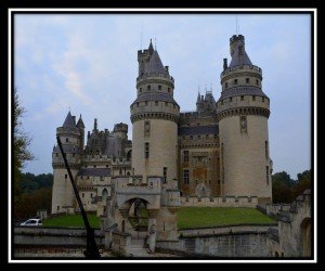 Chateau du Pierrefonds